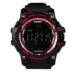 voordelige Smartwatches-Sporthorloge Hartslagmeter Waterbestendig Stappentellers Hartslagsensor Stappenteller Activiteitentracker Slaaptracker Wekker Bluetooth