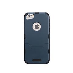 abordables Ahorros Sugerentes-Funda Para Apple iPhone 7 / iPhone 6 Plus / iPhone 6 Antigolpes Funda Trasera Un Color Dura El plastico para iPhone 7 / iPhone 6 Plus / iPhone 6