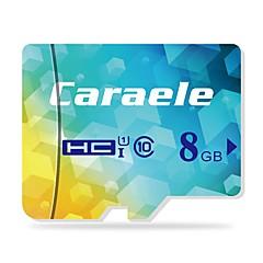 お買い得  メモリカード-Caraele 8GB マイクロSDカードTFカード メモリカード クラス10 CA-1