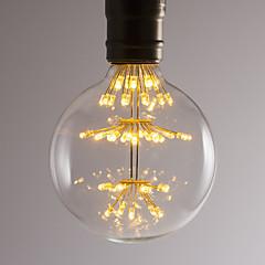 お買い得  LED 電球-BRELONG® 1個 2.5W 300lm E26 / E27 LEDボール型電球 47 LEDビーズ SMD 装飾用 温白色 220-240V