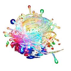 billige RGB-stribelys-200-ledet 20m ferie dekoration rgb lys led string lys