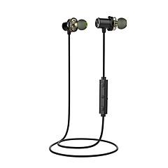 preiswerte Headsets und Kopfhörer-AWEI AWEI-X650BL Im Ohr Bluetooth4.1 Kopfhörer Dynamisch Mahagoni Sport & Fitness Kopfhörer Mini / Bequem / Magnet Anziehung Headset