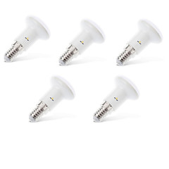 preiswerte LED-Birnen-EXUP® 5 Stück 7W 550-600lm E14 LED-PAR-Scheinwerfer R39 12 LED-Perlen SMD 2835 Dekorativ Warmes Weiß Kühles Weiß 110-130V 220-240V
