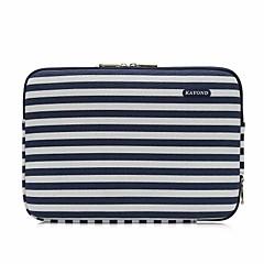 """preiswerte Laptop Taschen-Segeltuch Linien / Wellen Ärmel 15 """"Laptop 14 """"Laptop 13 """"Laptop 11 """"Laptop"""