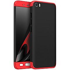 Недорогие Чехлы и кейсы для Xiaomi-Кейс для Назначение Xiaomi Mi 5X Mi 5s Защита от удара Ультратонкий Чехол Сплошной цвет Твердый ПК для Xiaomi Mi 5X Xiaomi Mi 5s Xiaomi