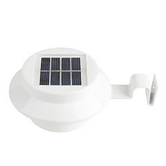 Χαμηλού Κόστους Εξωτερικές Άπλικες-BRELONG® 1pc 0,5W Ηλιακά Φώτα LED Έλεγχος φωτισμού Εξωτερικός Φωτισμός Θερμό Λευκό Άσπρο DC1.2V