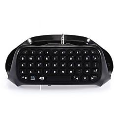 preiswerte Zubehör für Videospiele-Tastaturen Für PS4 . Tastaturen Metal / ABS 1 pcs Einheit