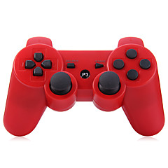 abordables -Controladores usb para sony ps3 gaming handle wireless