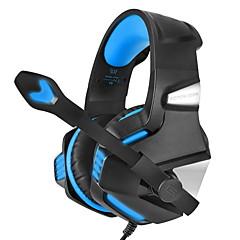 preiswerte Zubehör für Computerspiele-G7500 Mit Kabel Kopfhörer Für PC . Kopfhörer PU-Leder 1 pcs Einheit