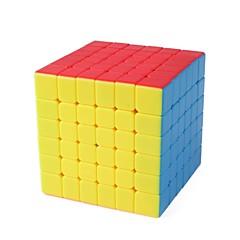 お買い得  マジックキューブ-ルービックキューブ 1 PCSの MoYu D0911 レインボーキューブ 6*6*6 スムーズなスピードキューブ マジックキューブ パズルキューブ グロス ファッション ギフト 男女兼用
