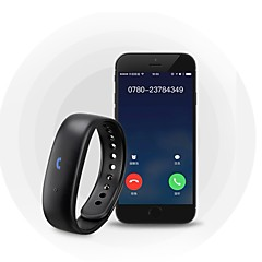 cheap Smart Electronics-D9 Smartwatch Android iOS Bluetooth Smart Pedometer Activity Tracker Sleep Tracker Sedentary Reminder / Heart Rate Sensor / 200-250