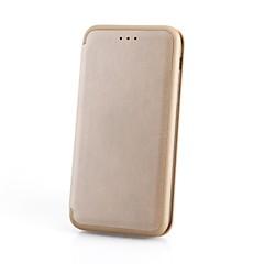 abordables Galaxy A3 Carcasas / Fundas-Funda Para Samsung Galaxy J7 Prime J5 Prime Soporte de Coche con Soporte Flip Funda de Cuerpo Entero Un Color Dura Cuero de PU para A3