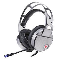 お買い得  PC ゲーム用アクセサリー-VK0 ケーブル ヘッドフォン 用途 PC 、 ヘッドフォン ABS 1 pcs 単位