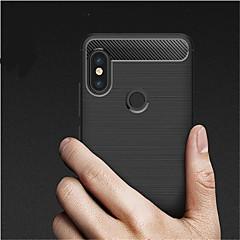 halpa Huawei kotelot / kuoret-Etui Käyttötarkoitus Huawei P20 lite P20 Ultraohut Takakuori Yhtenäinen Pehmeä TPU varten Huawei P20 lite Huawei P20 Pro Huawei P20
