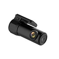 preiswerte Autozubehör-S600 1080p Nachtsicht Auto dvr 170 Grad Weiter Winkel Kein Bildschirm (Ausgabe von APP) Autokamera mit Wifi / G-Sensor / Parkmodus