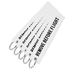 Недорогие Брелоки-автомобильный Автомобильная цепочка ключей Брелоки Мультяшная тематика Полиэфирное микроволокно forУниверсальный / Мотоциклы Универсальный