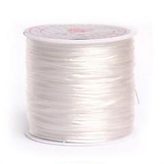 abordables Confección de Perlas y Joyas-Cable & Wire Cuerda Negro / Blanco / Amarillo 1 pcs 0.05 cm Para