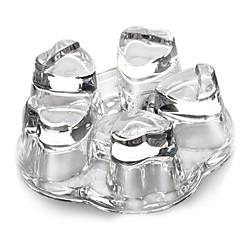 abordables Accesorios para té-1pc Vidrio Colador de té Resistente al calor ,  15*15*6cm