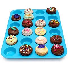 お買い得  ベイキング用品&ガジェット-ベークツール シリコーン クリエイティブ / DIY クッキー / Cupcake / チョコレート ケーキ型 / デザートツール 1個