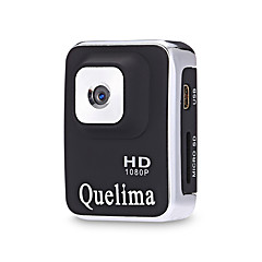 preiswerte Autozubehör-Quelima A3S 1080p Nachtsicht Auto dvr 120 Grad Weiter Winkel CMOS Autokamera mit Bewegungsmelder Auto-Recorder