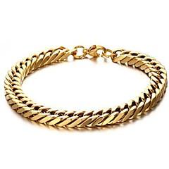 preiswerte Armbänder-Ketten- & Glieder-Armbänder - Modisch Armbänder Gold Für Geschenk Alltag