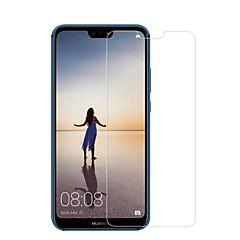 abordables Protectores de Pantalla para Huawei-Protector de pantalla para Huawei Huawei P20 lite Vidrio Templado 1 pieza Protector de Pantalla Frontal Anti-Huellas / Anti-Arañazos /