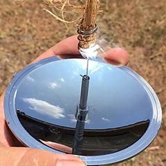 abordables Herramientas de Camping-arrancador de fuego Solar para Camping / Senderismo / Cuevas - Aluminum Alloy / El plastico 1 pcs