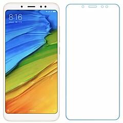Недорогие Защитные плёнки для экранов Xiaomi-ASLING Защитная плёнка для экрана для XIAOMI Xiaomi Redmi Примечание 5 Закаленное стекло 2 штs Защитная пленка для экрана Уровень защиты 9H / 2.5D закругленные углы / Защита от царапин