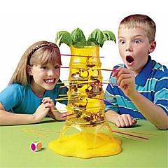 abordables Juegos de Mesa-Juegos de Mesa Monos caídos Interacción padre-hijo / Gracioso 1pcs Niño / Adolescente