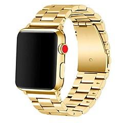 ieftine -Uita-Band pentru Apple Watch Series 4/3/2/1 Apple Banderola Sport Oțel inoxidabil Curea de Încheietură