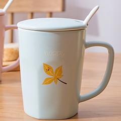 billige -drinkware Porcelæn Kaffekrus Krus Varmeisolerede 1pcs