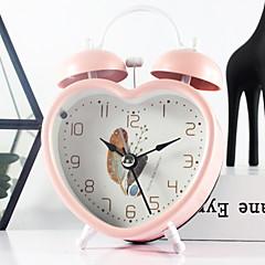 preiswerte Uhren-Wecker Analog Metal Quartz 1 pcs