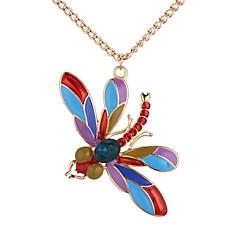 preiswerte Halsketten-Damen Lang Anhängerketten - Ethnisch, Modisch Gold, Silber 62+5 cm Modische Halsketten 1pc Für Schultaschen, Strasse