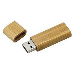 preiswerte USB Speicherkarten-Ants 16GB USB-Stick USB-Festplatte USB 2.0 Hölzern Quader Hüllen