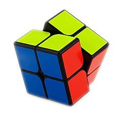 お買い得  マジックキューブ-ルービックキューブ YongJun ミニ 2*2*2 スムーズなスピードキューブ ルービックキューブ パズルキューブ ストレスや不安の救済 / 創造的 ギフト フリーサイズ