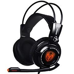 preiswerte Headsets und Kopfhörer-Somic G941 Ohrbügel / Stirnband PC Kopfhörer Kopfhörer Plastikschale Spielen Kopfhörer Kreativ / Cool Headset