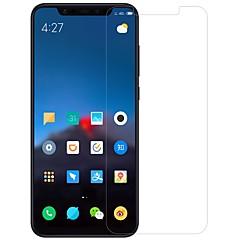 Недорогие Защитные плёнки для экранов Xiaomi-Защитная плёнка для экрана для XIAOMI Xiaomi Mi 8 Закаленное стекло / PET 1 ед. Протектор объектива спереди и камеры HD / Уровень защиты 9H / Взрывозащищенный