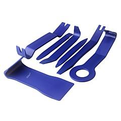 Недорогие Ремонтные инструменты-ziqiao 7pcs / set набор инструментов для ремонта универсальных автомобилей