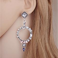 preiswerte Ohrringe-Damen Retro / Stilvoll Tropfen-Ohrringe - Stilvoll, Klassisch Silber Für Geburtstag / Party