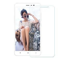 Недорогие Защитные плёнки для экранов Xiaomi-Защитная плёнка для экрана для XIAOMI Xiaomi Redmi Note 3 Закаленное стекло 1 ед. Защитная пленка для экрана Уровень защиты 9H / Защита от царапин