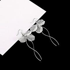 preiswerte Ohrringe-Damen Stilvoll Tropfen-Ohrringe - Blume Einfach, Süß, Modisch Gold / Silber Für Normal