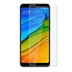 Недорогие Защитные плёнки для экранов Xiaomi-Защитная плёнка для экрана для XIAOMI Xiaomi Redmi Примечание 5 Закаленное стекло 1 ед. Защитная пленка для экрана Уровень защиты 9H / Защита от царапин