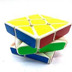 preiswerte Magischer Würfel-Zauberwürfel z-cube Scramble-Würfel / Floppy-Würfel 3*3*3 Glatte Geschwindigkeits-Würfel Magische Würfel Puzzle-Würfel Glatte Aufkleber Stress und Angst Relief Teen Erwachsene Spielzeuge Alles Jungen