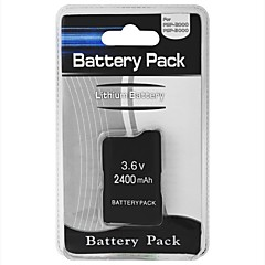 abordables Accesorios PSP-Baterías Para Sony PSP 3000 / Sony PSP 2000 Portátil Baterías ordenador personal 1 pcs unidad