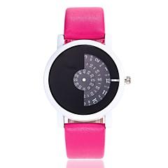 preiswerte Herrenuhren-Herrn / Damen Kleideruhr / Armbanduhr Chinesisch Neues Design / Armbanduhren für den Alltag Legierung Band Freizeit / Modisch Schwarz / Weiß / Blau