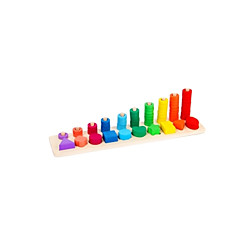 abordables Juguetes de la matemáticas-Ábaco Todoterreno Nuevo diseño Número De madera 1 pcs Piezas Todo Niños / Niño Regalo
