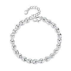 preiswerte Armbänder-Damen Ketten- & Glieder-Armbänder - Kreativ Modisch, Elegant Armbänder Silber Für Büro & Karriere Festival