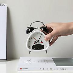 お買い得  クロック-目覚まし時計 ハンズ メタル 機械式 1 pcs
