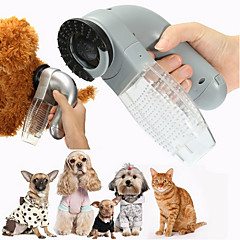 cheap Dog Supplies & Grooming-Dog Cat Pet Electric Hair Grooming Vacuum Cleaner Fur Shedding Remover Trimmer Brush Comb