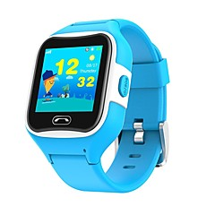abordables Relojes Inteligentes-Relojes para niños M2 para Android iOS Bluetooth GPS Deportes Pantalla Táctil Standby Largo Llamadas con Manos Libres Recordatorio de Llamadas Seguimiento de Actividad Encontrar Mi Dispositivo